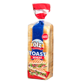 Toast Wheat 500g