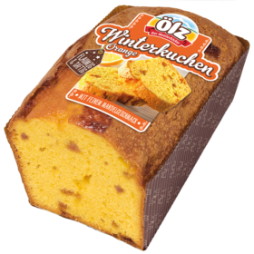 Ölz Meisterbäcker Winterkuchen Orange 400g